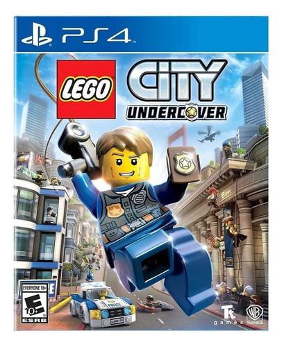 Lego City Undercover Standard Edition Warner Bros. Ps4 Digital