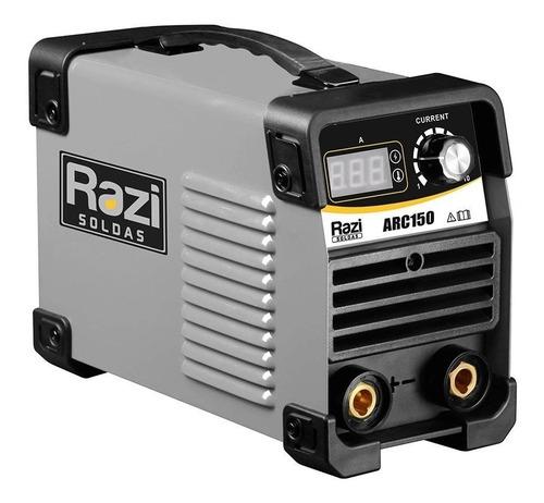 Máquina Inversora Solda Arc150 Digital Razi