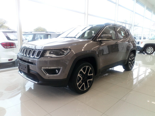 Jeep Compass 2.4 Limited Plus At9 4x4 Linea 2021 Tope Gama