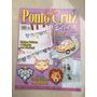 Revista Ponto Cruz 88 Bebê Tapetes Fronhas Colchas L127