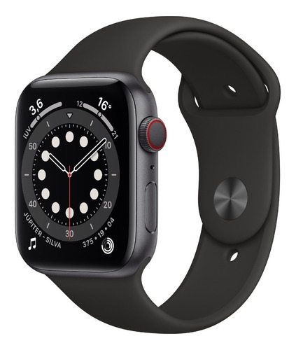 Apple Watch Series 6 (gps + Cellular) 44mm - Alumínio