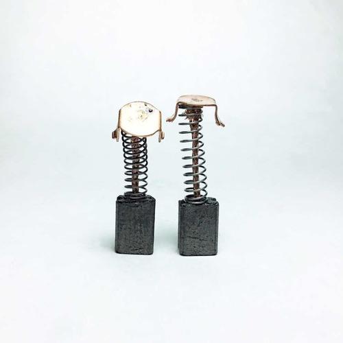 Carbones Compatibles Black & Decker G720 Bolsa X 25 Pares