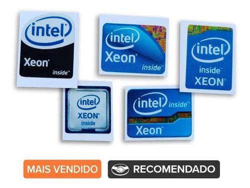 Adesivos: Intel Xeon, Intel Core 2 Duo, Core 2 Quad E Outros