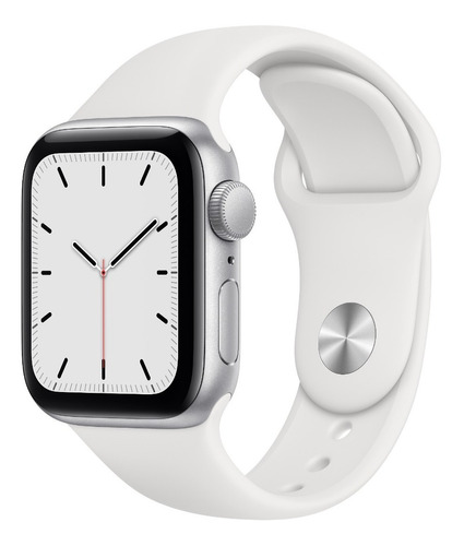 Apple Watch  Se 40mm  Gps Branco + 1 Ano De Garantia.