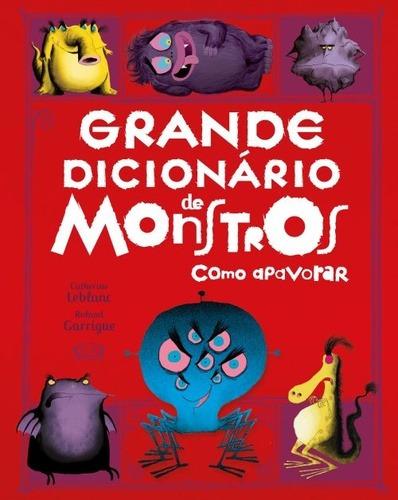 Livro Grande Dicionario De Monstros