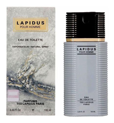 Perfume Ted Lapidus 100ml Edt / Oferta..!!
