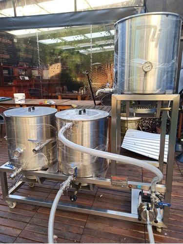 Fabrica De Cerveza Artesanal Al Mejor Precio X 24 Hs!!