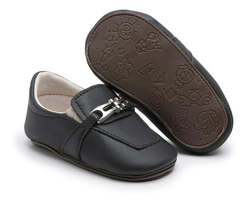 Sapatinho Bebe Menino Sapato Social Batizado Em Oferta