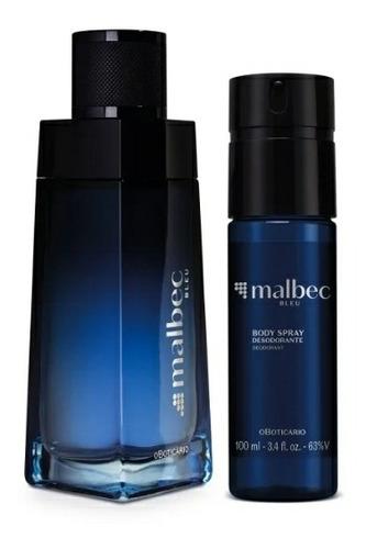 Malbec Bleu Desodorante Colônia100 Ml