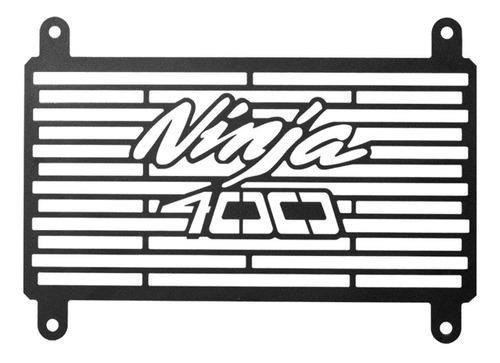 Protetor De Radiador Aço Carbono Ninja 400 2019 A 2020