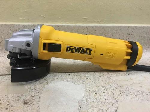 Esmeriladora Dewalt De 4  1200 W Dwe4214