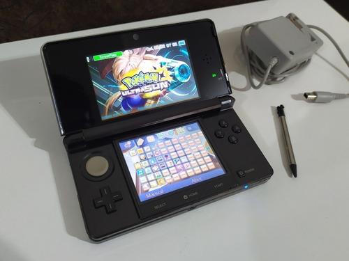 Nintendo 3ds Lindíssimo + Muitos Jogos 3d
