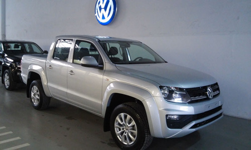 Volkswagen Amarok 2.0 Cd  180cv Comfortline At 4x2 2021 Cm.