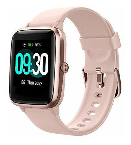Reloj Inteligente Para Teléfonos iPhone Rosado
