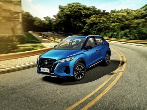Nuevo Nissan Kicks Sense Mt 0km Linea Nueva - Taikki Autos