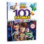 Livro Infantil 100 Páginas Para Colorir Toy Story 4