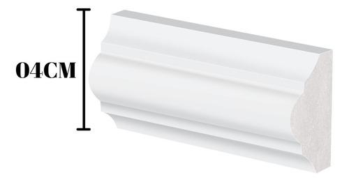 Rodameio Poliestireno 4cm Arquitech 31004 (50br+10cola)