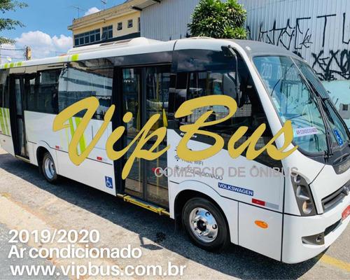 Micro Bepobus Vw9.160 19/20 Ar Condicionado Financia 100%