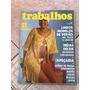 Revista Manequim Trabalhos 202 Biquinis Tricô Tapeçaria C946
