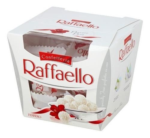 Chocolates Rafaellos Caja X 15 Unidades