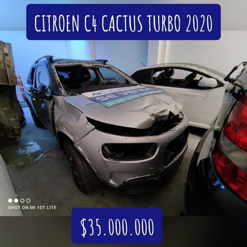 Citroen C4 Cactus Turbo