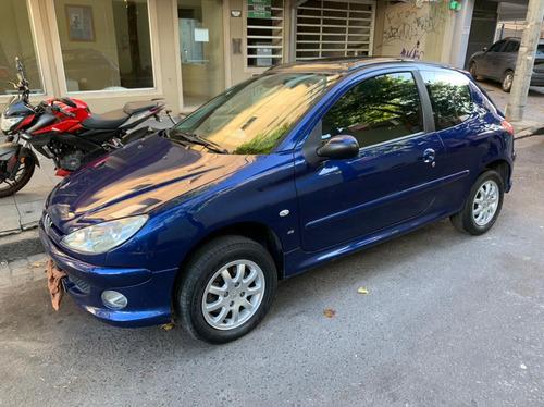 Peugeot 206 1.6 Premium 2007