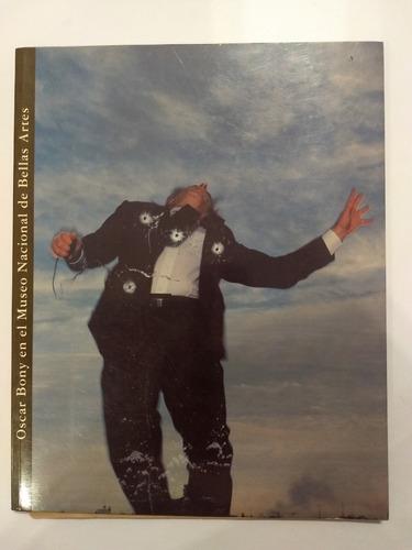 Oscar Bony En El Museo Nacional De Bellas Artes 1998
