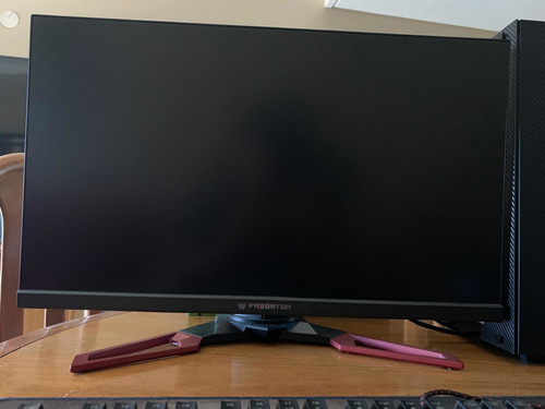 Monitor Acer Predator Xb271h 144hz Completo En Caja