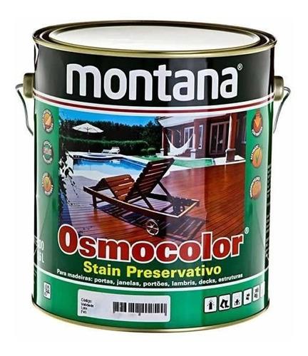 Verniz Osmocolor Stain Incolor Uv Glass 3,6lts