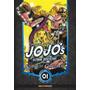 Livro Jojo''''s Bizarre Adventure Volume 1