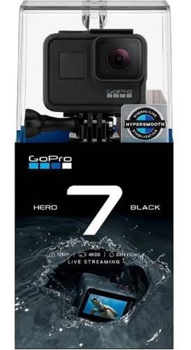 Câmera Digital Gopro Hero 7 Black 4k Chdhx 701 lw