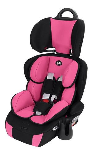 Cadeira Infantil Para Carro Tutti Baby Versati Rosa 9 À 36kg