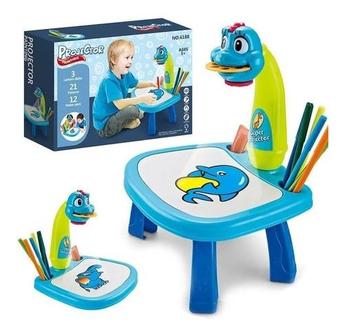 Mesa De Desenhos Interativos Infantil - Frete Internacional