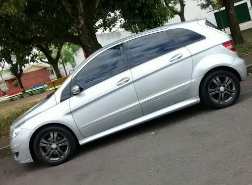 Mercedes-benz B 200 2.0 8v Turbo Gasolina 4p Automático