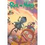 Livro Rick And Morty Vol. 3