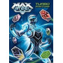 Livro Max Steel Turbo Aventura C Nc