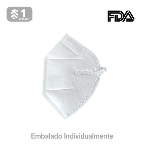 1 Máscara N95 Descartáveis Proteção Facial Pff2 Full