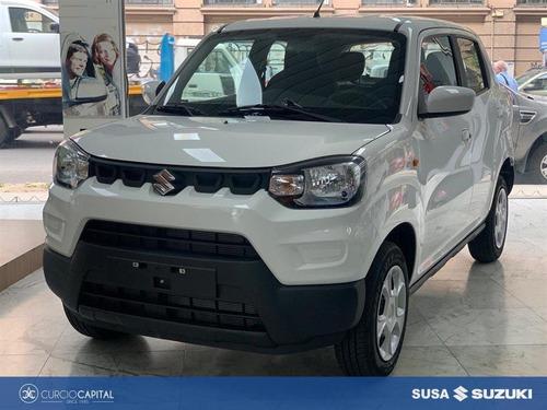 Suzuki S-presso Gl 2021 Blanco 0km