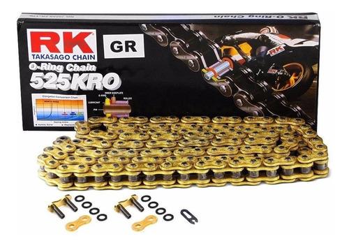 Rk Takasago Chain Paso 525/124 Eslabones Rider One Tires