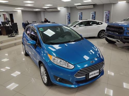 Ford Fiesta 1.6l Se Plus Powershift 2014