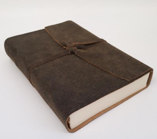 Diários De Viagem Clássico Caderno Grande (200 Folhas)