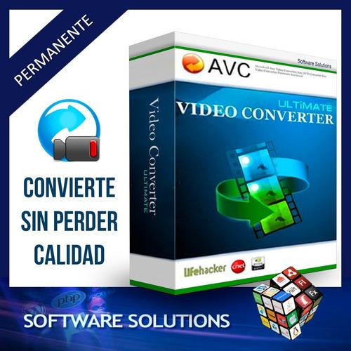 Any Video Converter 2020 - Videos Sin Perdida De Calidad
