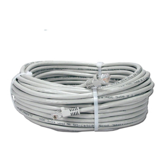 Cable Red Utp Rj45 20 Mts Metros Categoria 5 .... Anri Tv