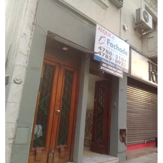 Local / Oficina Alquiuler Palermo 100m² S/expensas 3bñs