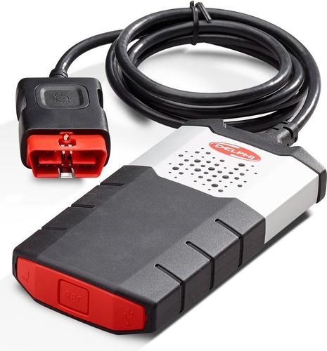 Scanner Automotriz Multimarca Sist. Delphi Bosch Dpf Aceite