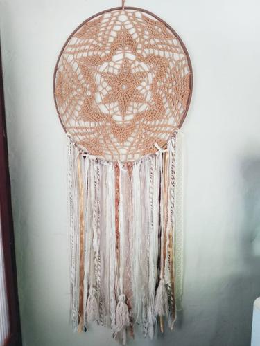Crochet Atrapasueños / Mandala 60cm