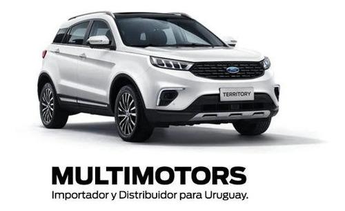 Nueva Ford Territory Titanium