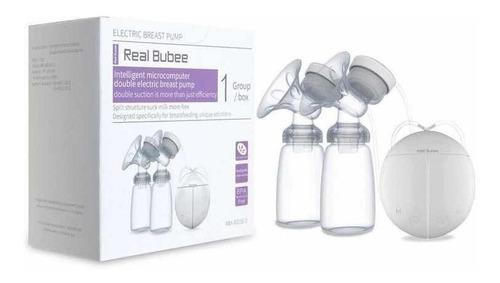 Extractor Electrico Sacaleches Doble Lactancia  Real Bubee