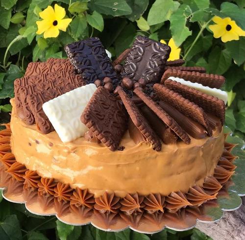Cheese Cake, Oreo, Brownie, Chocotorta