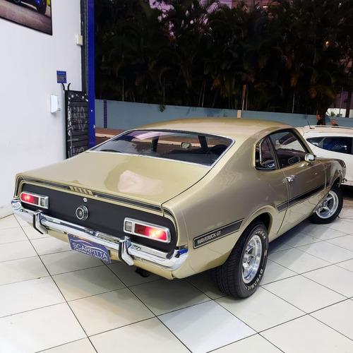 Ford Maverick Gt 1976 De Coleção - Manual Do Proprietário Nf